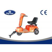 Wholesale Two 600 / 900mm Mop Dust Cart Scooter Commercial Floor Cleaner Hand Brake Control from china suppliers