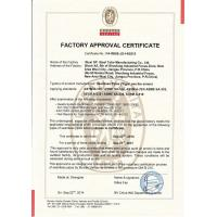 Wuxi Huayou Special Steel Co.,Ltd. Certifications