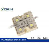 Wholesale 5050 LED Module For Backlit Channel Letter Sign 80-90lm Luminous Flux 36 × 36 × 6mm from china suppliers