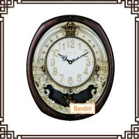 Wholesale Fashion hot-sale unique wall decorative clock French Style CLOCK B8038-1 from china suppliers