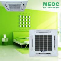 Wholesale Cassette type Water Chilled Fan Coil Unit(4 TUBE)-800CFM from china suppliers