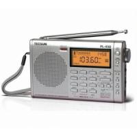 Wholesale TECSUN PL450 FM stereo SW MW LW PLL Shortwave Digital Full Band Portable Radio Synthesized Receiver from china suppliers