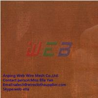 Wholesale Red copper wire netting (Anping Manufacturer) from china suppliers
