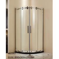 Wholesale Aluminum frame shower room ,bathroom,shower enclosure, shower door HB2007 900X900X1950 from china suppliers