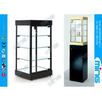Wholesale Adjustable Glass Display Showcases from china suppliers