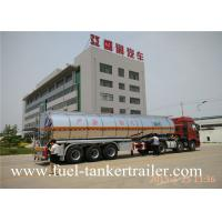 Wholesale Tri - axle Fuel Tanker Trailer FOR oil transportation tanker from china suppliers