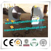 Wholesale Head tail stock Double welding positioner for vessel boiler tank welding from china suppliers