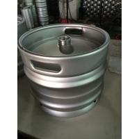 Buy cheap 30L Europe keg with micro matic spear, with polish surface from wholesalers