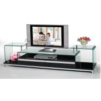 Wholesale 10MM clear  tempered glass as TV stand glass from china suppliers
