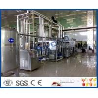 Wholesale 2000L/h Dairy Processing Plant with homogenizer and pasteurizer 3000-4000bottles/h with iso certificate from china suppliers