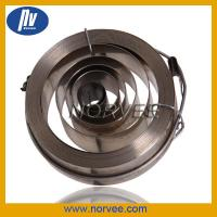 Wholesale Industrial Customized Carbon Steel Spiral Power Spring For Hose Reel from china suppliers