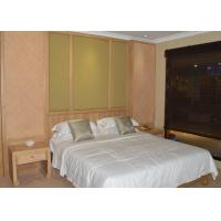 Wholesale Japanese Style Modern Hotel Bedroom Furniture Ash Wood Guest Room Furniture Set from china suppliers