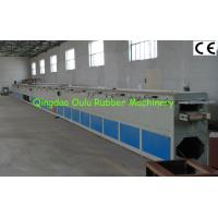 Wholesale Automobile Rubber Sealing Strip Machine EPDM Rubber Extrusion Line With CE EAC Certificated from china suppliers