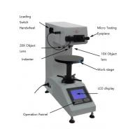 Wholesale Optical Vickers Micro Digital Hardness Tester High Internal Memory Capability from china suppliers