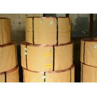 Wholesale H. C. Bronze Washed Bright Steel Wire Rods for Spring , High Strength Steel Wire from china suppliers