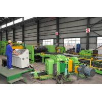 Wholesale High Precision Metal Slitting Machine Max 28 Tons Aluminum Coils from china suppliers