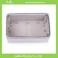 Wholesale 250*150*100mm Clear Waterproof Box weatherproof box for outside cable connections from china suppliers