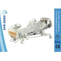 Wholesale Portable ICU Semi Electric Hospital Bed Intensive Care Bed With ABS Soft Joint from china suppliers