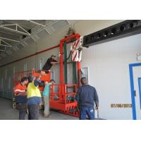 Wholesale Powder Coating Truck Spray Booth 66KW Luxury With Pneumatic Damper from china suppliers
