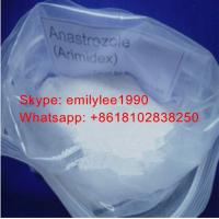 Wholesale Healthy Injectabe Anti Estrogen Steroids Anastrozole / Arimidex without Side Effects from china suppliers
