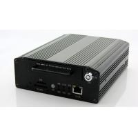Wholesale Taxi GPS 4CH Mobile DVR Car - Carrying Video Recorder , H.264 Mobile DVR from china suppliers