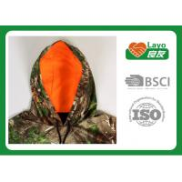 Wholesale Professional Polyester Camo Hoodie Sweatshirt Breathable For Sports from china suppliers