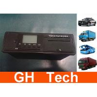 Wholesale Quad Band GPS Digital Tachograph Intergrated Camera With Built in Printer from china suppliers