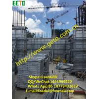 Buy cheap LOW PRICE  ALUMINUM FORMWORK/ FORMWORK SYSTEM FOR CONCRETE from wholesalers