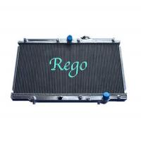 Wholesale Customized Water Cooling Auto Aluminum Radiator For HONDA ACCORD 2.2L4 1994-1997 AT from china suppliers