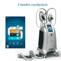 Wholesale Cryotherapy Cryolipolysis Ice Sculptor Non-surgical Liposuction Cellulite Slimming Machine from china suppliers