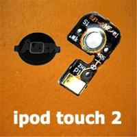 Wholesale Home Button + flex cable assembly for ipod touch repair parts replacement high quality from china suppliers