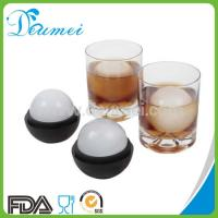 Wholesale Food Grade Reusable Round Ice Ball Sphere Ice Maker Cube Tray from china suppliers