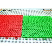 Wholesale Weather Resistance Basketball Sport Court Flooring Better Than Wooden from china suppliers