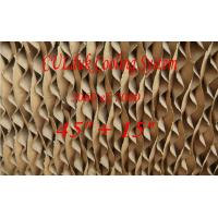Wholesale Cellulose Evaporative Cooling Pad In United Arab Emirates from china suppliers