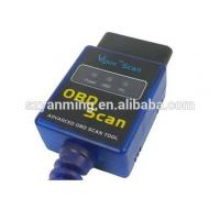 Wholesale Vgate USB Diagnostic cable OBD2 / OBDII ELM 327 V2.1 Auto Diagnostic Scanner from china suppliers