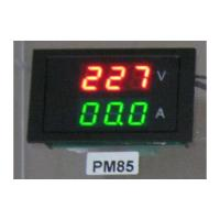 Wholesale PM85 series voltage and current measurement digital panel meter from china suppliers