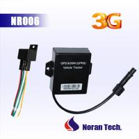 Wholesale Real time Mini GPS Tracker 3G , GPS Car tracker with alarm system from china suppliers