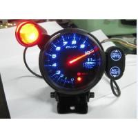 Wholesale New 80mm Defi Style Stepper Motor Tachometer Blue LED with Shift Light from china suppliers