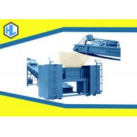 Wholesale Multi Purpose Organic Waste Crusher Shredder Machine 30m³/H - 60m³/H Output from china suppliers