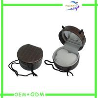 Wholesale Luxury Ribbon Watch Gift Boxes with Matt Lamination / Foil Stamping from china suppliers
