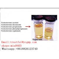Wholesale Painless Supertest 450 mg/mL Injectable Testosterone Steroids Pre Finished Compound Oil from china suppliers