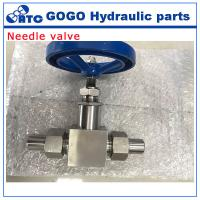 Wholesale J23w Type External Thread Compression Stop Needle Valve , Modular control Valves from china suppliers