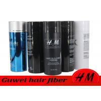 Wholesale Own Brand Mens Hair Fiber Products , 12 Colors Hair Loss Fibers from china suppliers