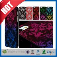 Wholesale Dustproof Shock Resistant Iphone 5 5S 5G Apple Cell Phone Cases , Mobile Phone Covers from china suppliers