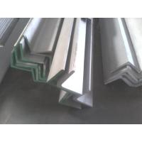 Wholesale Heat Resistant Stainless Steel Angle Bar , Stainless Steel Equal Angle from china suppliers