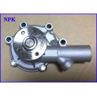 Wholesale MM433424 Kobelco Engine Parts , Diesel Engine Mitsubishi S4L Water Pump Assy from china suppliers