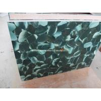 Wholesale Semiprecious Stone Lotus Green Slab from china suppliers