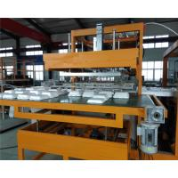Wholesale White Plastic Styrofoam Disposable Takeaway Food Box Machine Plc Controlled from china suppliers