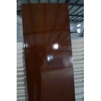 Wholesale Mouldproof Plastic Interior Replacement Door Panel No Aspiration With Wooden Grain from china suppliers