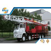 Wholesale Oil Well Equipment Non Guyline Workover Rig For Complex Terrain Conditions from china suppliers